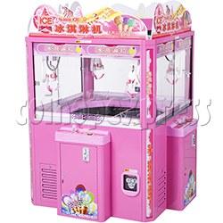 Ice Cream Claw Vending Machine - 4 Player