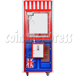 British Style Claw Crane Machine - 1Player