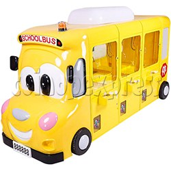School Bus Claw Crane Machine - 6 Player