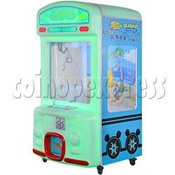 Toy Bus Claw Crane Machine - 1 Player