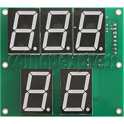 Segment Display Board for Forest Hockey Machine