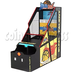 Dunk Talent Basketball Shooting Machine