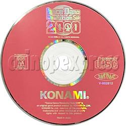 Dance Dance Revolution SOLO 2000 (CD only)