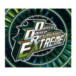 DDR Extreme Title Banner