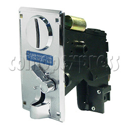 Coin Acceptor - plastic mechanical front drop