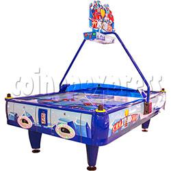 Crazy Air Hockey Machine 4 players
