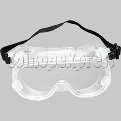 Medical Eye Protective Goggle anti-fogging model (CE & FDA Certificate)