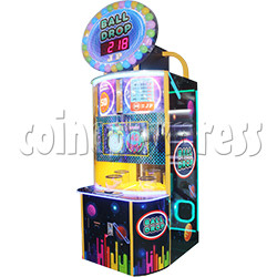 Ball Drop Ticket Redemption Machine
