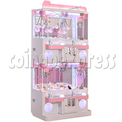 Catcher Crane Machine 4 players