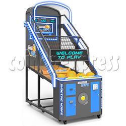 Shooting Hoops 7 Basketball Machine