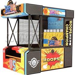 Hoops Champion Arcade Basketball Machine