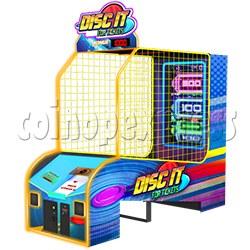Disc It Ticket Redemption Machine