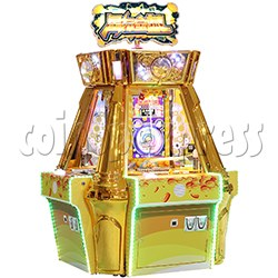 Treasure Star Ticket Redemption Arcade Machine