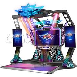 Dance Battle Machine