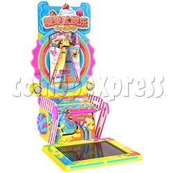 Candy Jump Dancing Machine