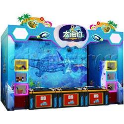 Deep Sea Fshing  Machine 6 players