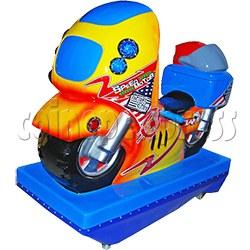 Speed Motor kiddie Ride
