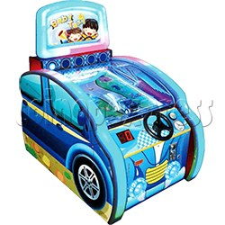 Baby Taxi Ticket Redemption Machine