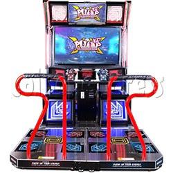 Pump it up LX with XX software Dance Machine