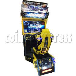 Overtake Arcade Driving Game Machine