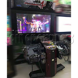 House of Dead 4 DX Arcade Machine - 55 inch HD screen