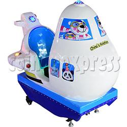 Airbus Kiddie Ride