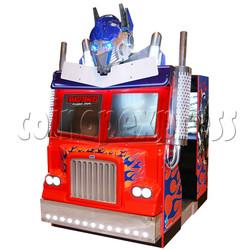 Transformers: Shadows Rising Arcade Machine