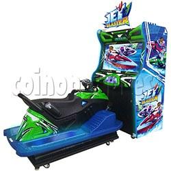 JET Blaster Racing Game Machine