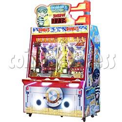 Break The Safe Ticket Redemption Arcade Machine