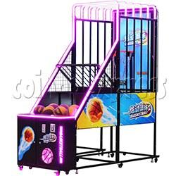 Storm Shot 2 Basketball Arcade Ticket Redemption Game Machine