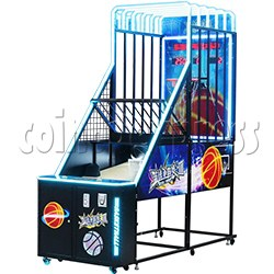 Basketball Tournament III Ticket Redemption Arcade Machine