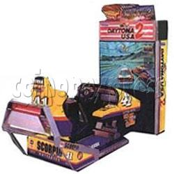 Daytona USA 2: Battle on the Edge DX