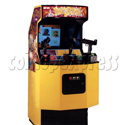 Beast Busters: Second Nightmare DX Machine