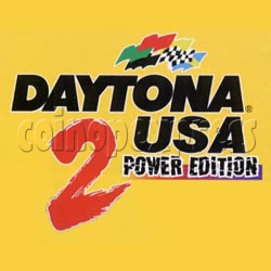 Daytona USA 2 : Power Edition (twin)