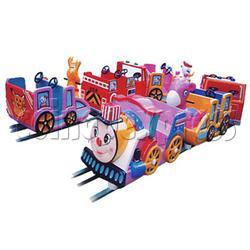 Cartoon Train set (19 players)