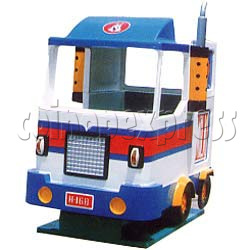 Big Cargo Car Kiddie Ride