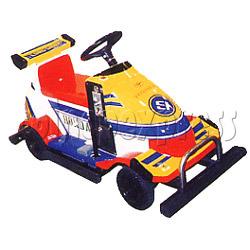 Battery Mini Racing Car