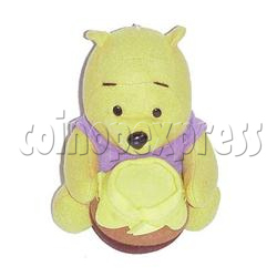 Bear with Honey Pot