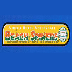 Beach Spikers Virtua Beach Volleyball Kit Stop Production