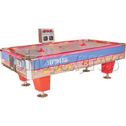Skipping Ball Air Hockey
