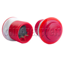 36mm Round Push Button with Momentary Contact Switch