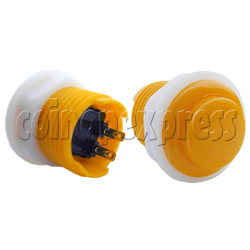 28mm Round Push Button with Momentary Contact Switch