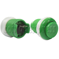 33mm Round Concave Momentary Contact Push Button