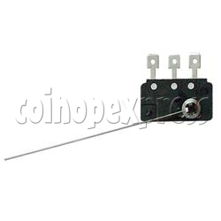 Coin Insertion Switch (Wire Actuator)
