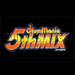 Drum Mania 5th Mix Upgrade Kit - stop production