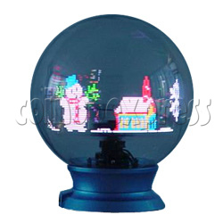 Advertising LED Ball (MiraBall - 4Mb 8 colours)