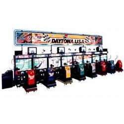 Daytona USA Special Edition 8 Seat