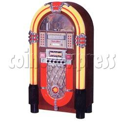 Hollywood 3 CD Jukebox - Neon