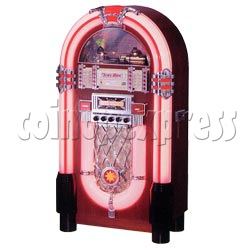 Hollywood Top CD Jukebox - Neon