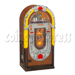 Mini Peacock Jukebox-styled Telephone